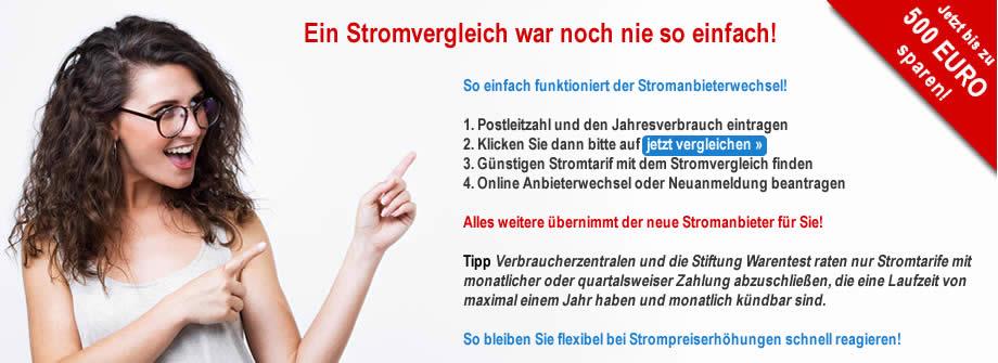 Stromcheck auf STROM-24.eu